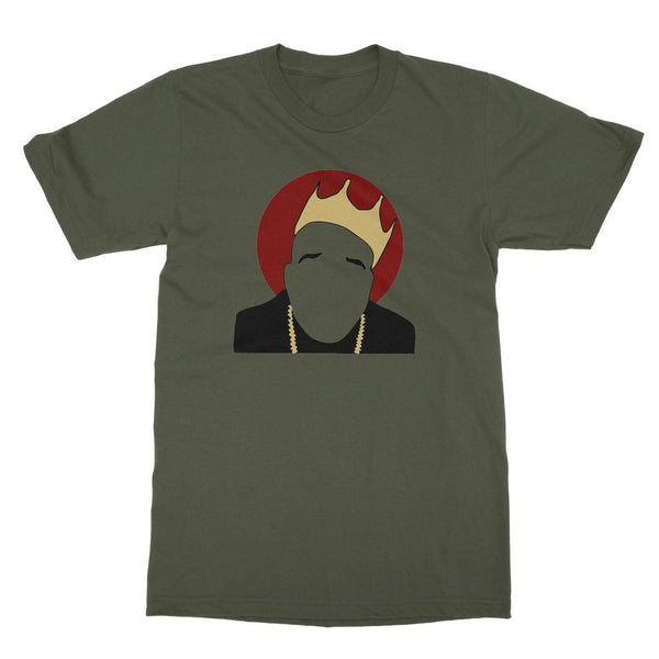 Notorious BIG Biggie Smalls T-Shirt (Musical Icon Collection)