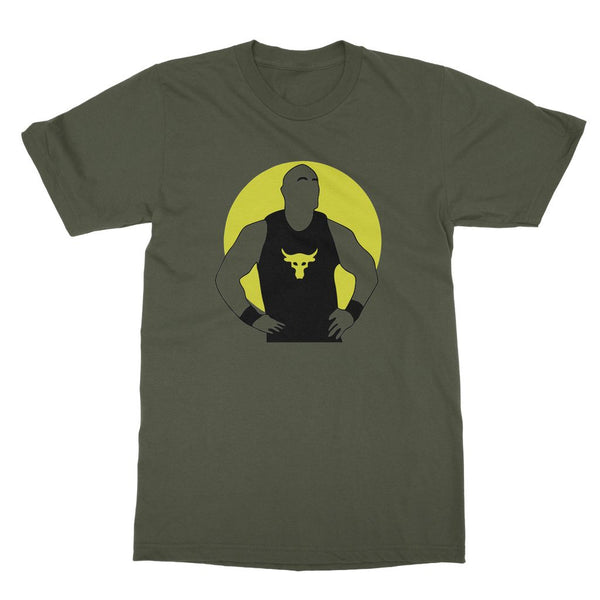Hollywood Icon Apparel - Dwayne 'The Rock' Johnson T-Shirt