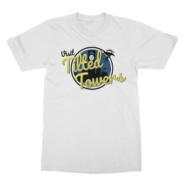 Tilted towers fortnite  T-Shirt