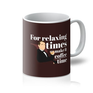 For Relaxing Times Make It Coffee Time Bob Harris Bill Murray Lost In Translation Film Movie Fan Birthday Gift Anniversary Love  Mug