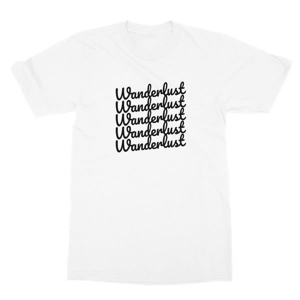 Travel Collection Apparel - Wanderlust T-Shirt