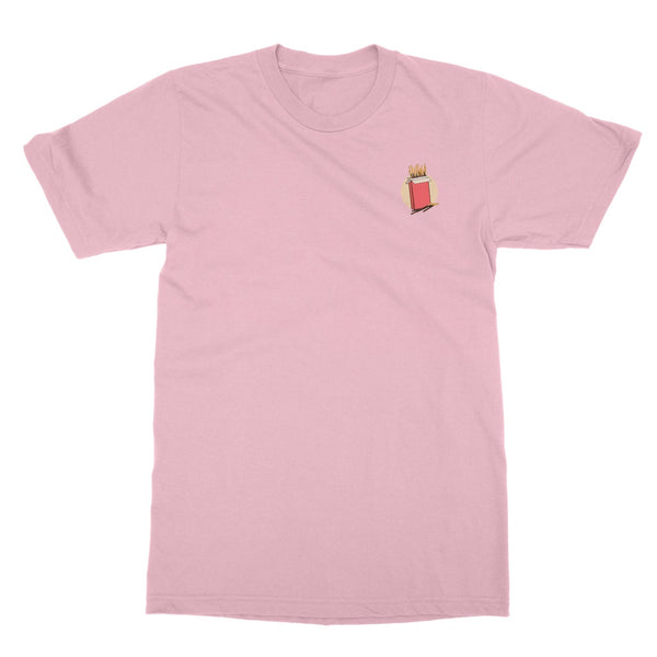 Japanese Snacks Chocolate Stick T-Shirt (Foodie Collection)