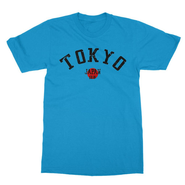 Tokyo T-Shirt (Travel Collection)