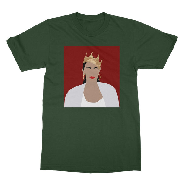 Notorious AOC Biggie Smalls Red design Softstyle T-Shirt