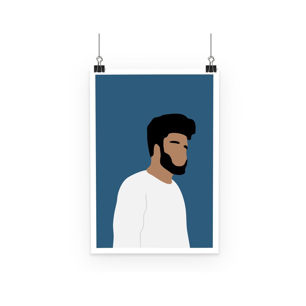 Musical Icon Poster - Khalid