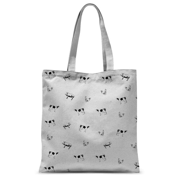 Vegan Friendly Tote Bag (Nature Collection)