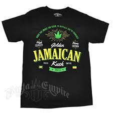 Golden Jamaica T Shirt