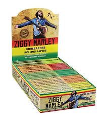 Ziggy Marley 1 1/4 Hemp Rolling Papers
