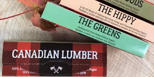 Canadian Lumber Greens 1 1/4 w/  Tips