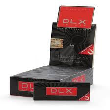 "DLX Fine Rolling Papers Magnet Closure 1 1/4"" 50 PK"