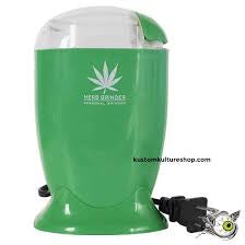 Herb Grinder Large Electric