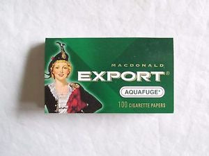 Export A Green Papers 100 PK