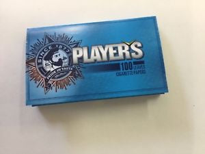 Players Blue Papers