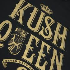 Kush Queen Womens T Shirt