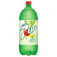 Diet 7UP 591 mL