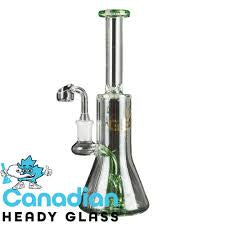 "Gear 8"" Thunder Step Down Beaker Tube w/ Quad Mini Shower"