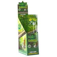 Juicy Jay Hemp Wraps Natural 2 PK