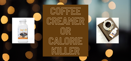 Coffee Creamer or Calorie Killer