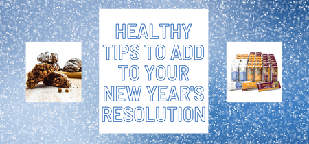 Healthy Tips for the New Year from Smart for Life
