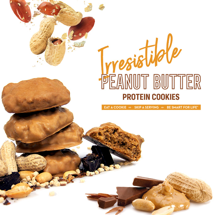 Irresistible Peanut Butter Cookies 12 Ct