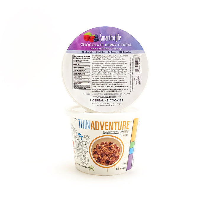 THIN ADVENTURE™ Cereal Pack