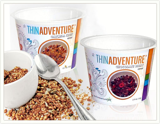THIN ADVENTURE™ Cereal Pack / Paquet Céréale ThinAdventure
