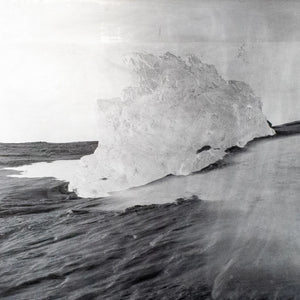 Titanic, The Desert by Helena Chastel, Pigment on Aluminum