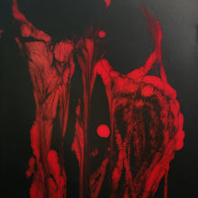 Inferno by Alia Trone-Lanzkron, Acrylic on Canvas