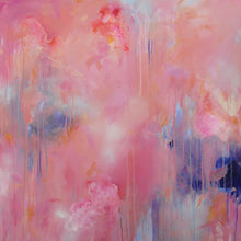 Coral Dust By Alanna  Eakin, Mixed Media On Canvas