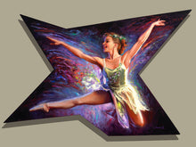 Dancer in Motion by Wil Cormier, Oil on Canvas
