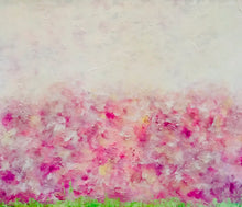 Fields by Deena Youngs, Acrylic with Texture on Canvas