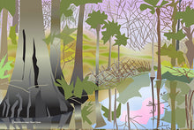 Florida Everglades by Michael Chatman, Digital Media