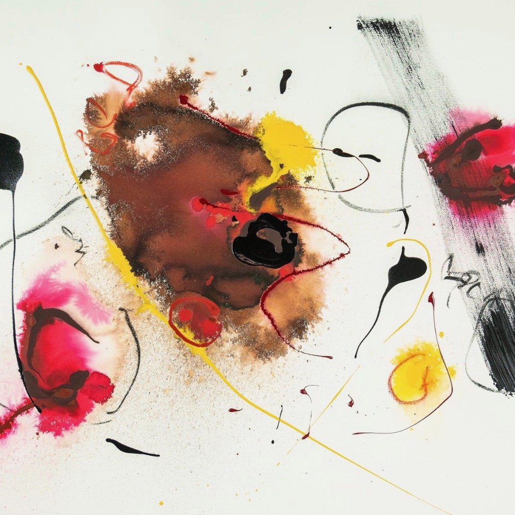 Untitled by Michael Katz, Mixed Media on Paper