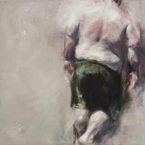 Girth by Marc Ouellette, Oil on Canvas