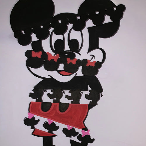 Disney Fun by Jill Keller, Canvas Sheet