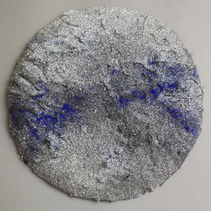 Constellation 6 by Daniele Pollitz, Acrylic Paste and Diamond Dust