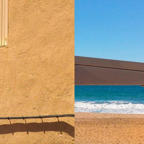 La Playa | The Beach (Dialogues Series) by Cristóbal Carretero Cassinello, Photograph