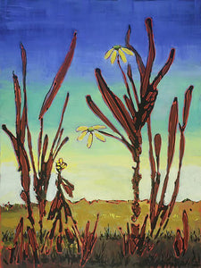 Tall Weeds by Mary Bechtol