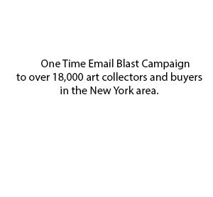 Email Blast Campaign One Time Fee 150.00