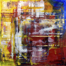 Reflections No.7 By Marco Domeniconi, Acrylic On Canvas