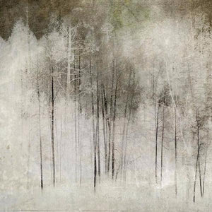 The Ridge By Joan Kocak, Encaustic photo
