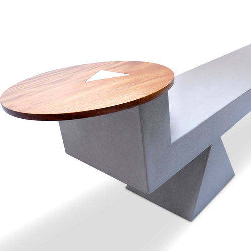 Marfa Bench by Thomas Lancaster
