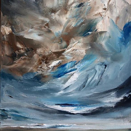 Untitled #29 by Rine Philbin, Oil on Canvas