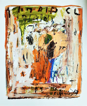 Antecedents by Ralph Turturro, Mixed Media on Paper