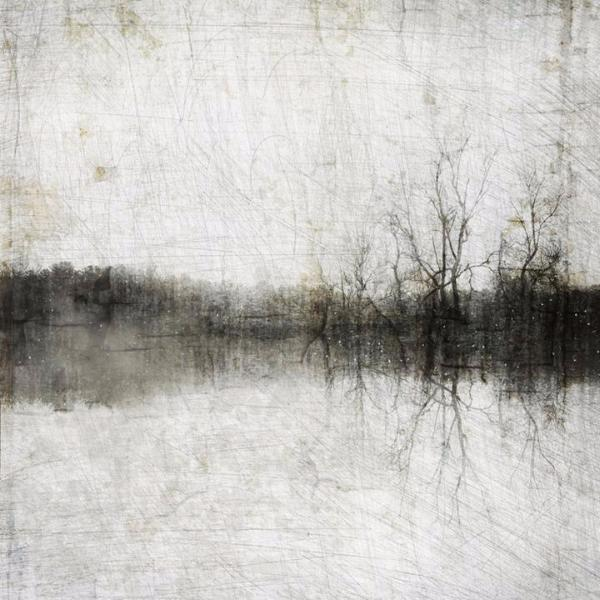 Earth and Sky-16 By Joan Kocak, Encaustic Photo