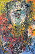 Czar by Norman Liebman, Oil on Canvas