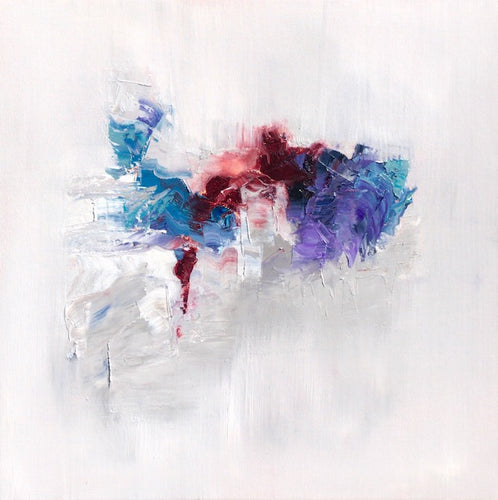 Blueberry Compote I by Ashley Vanore, Oil on Canvas