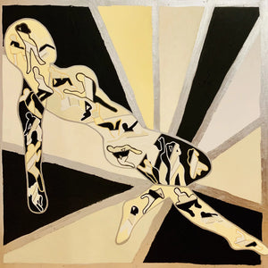 Skylar's Sensualism by Stacey Grist, Acrylic on Canvas