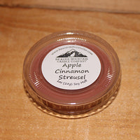 Apple Cinnamon Streusel Soy Candle
