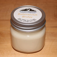 Butterscotch Brulee Soy Candle